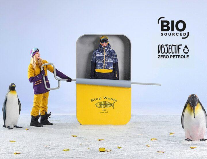 Picture Bio Sourced : objectif zéro pétrole !