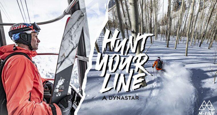 M-Line Dynastar : chasse ta propre ligne !