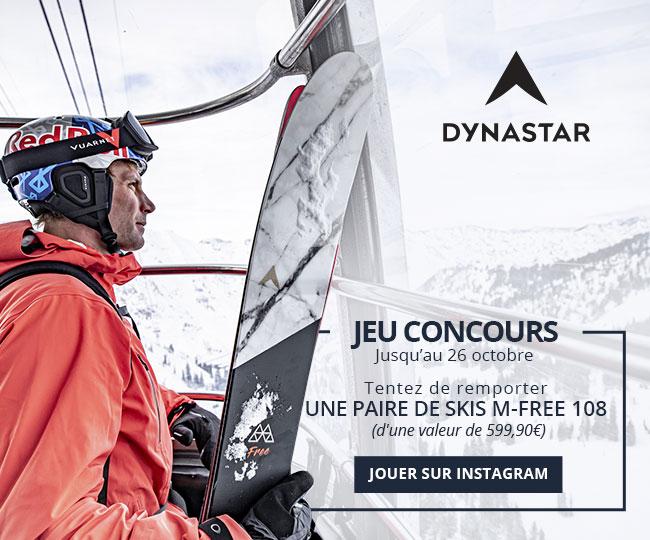 concours instagram M-Line Dynastar