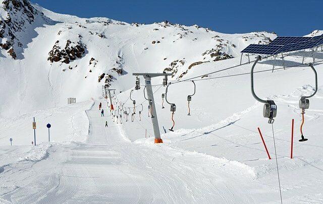 Station de ski Flumet, météo et enneigement