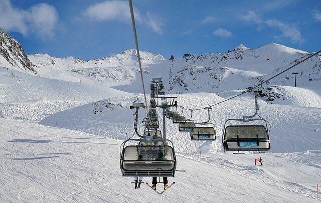 Station de ski Arêches-Beaufort, météo et enneigement