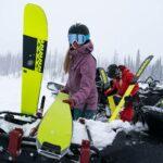 Mindbender une gamme de skis freeride