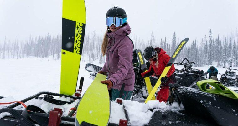 Mindbender, une gamme de skis freeride pour toutes les conditions