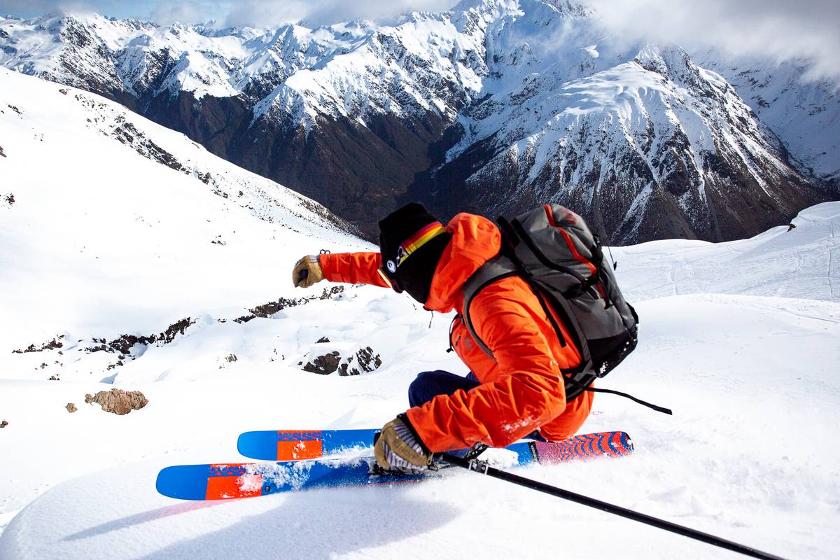 ski k2 mindbender
