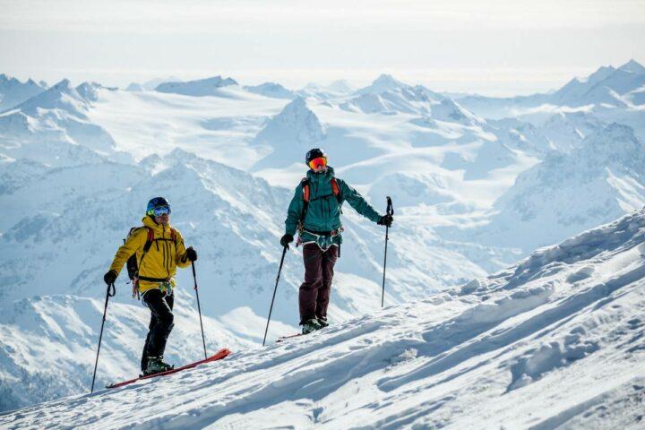 Freedom to Explore: Scott vous équipe rando de la tête aux skis
