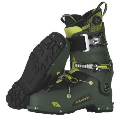 chaussure de ski de randonnée scott performante