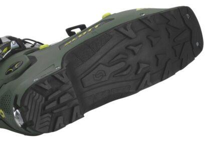 semelle de la chaussure de ski de randonnée scott freeguide carbon