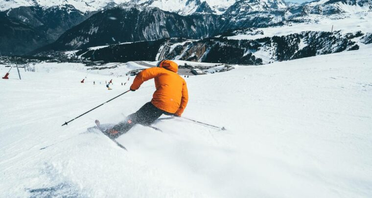 Skis Blizzard All-Conditions : tracez dans toute la station !