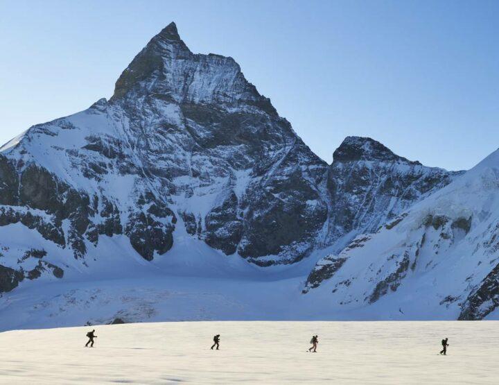 Découvrez le dernier film de ski Faction !