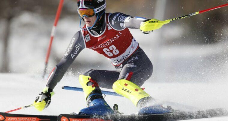 Clément Noël, l'espoir français du slalom