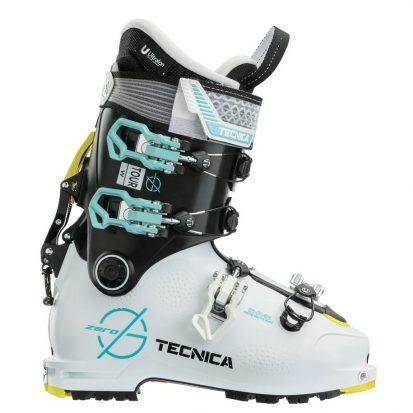 Chaussure de ski rando femme Tecnica Zero G Tour W White Black