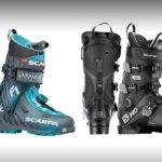 chaussure de ski alpin versus chaussure de ski de randonnée