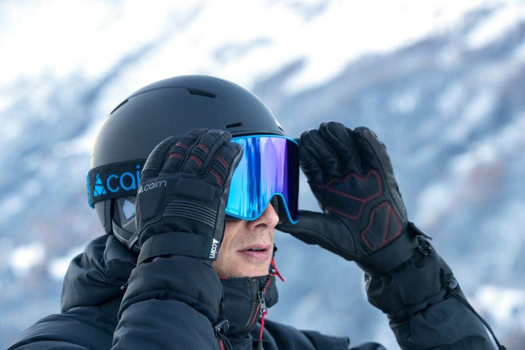masque de ski cairn magnitude