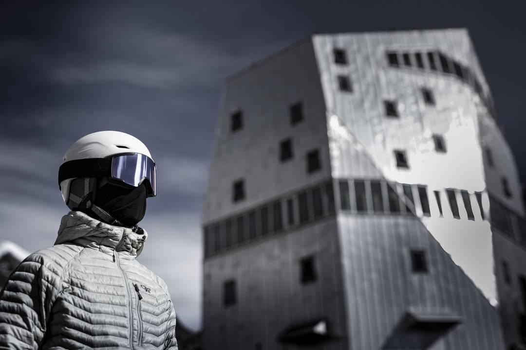 masque de ski scott shield