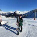 snowboard la plagne 2021