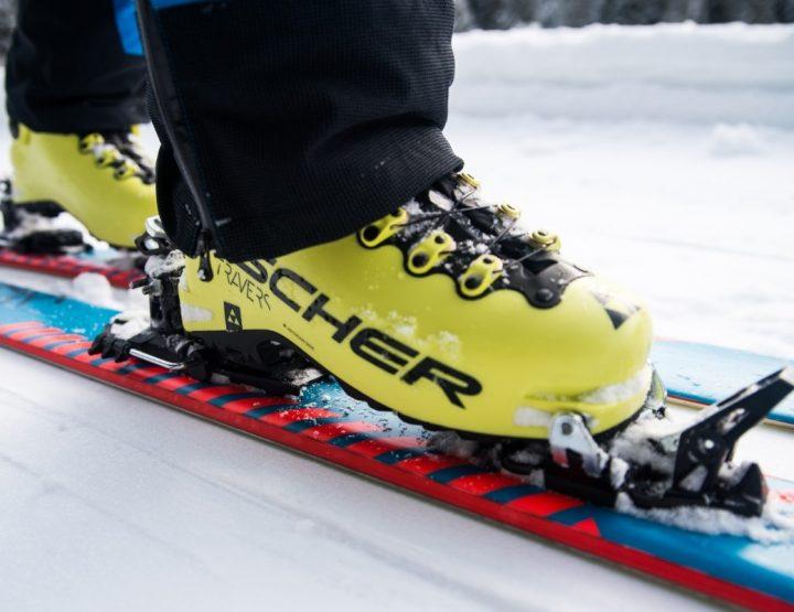 Les meilleures chaussures ski rando homme : hiver 2020-2021