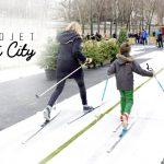 pistes de ski de fond en ville
