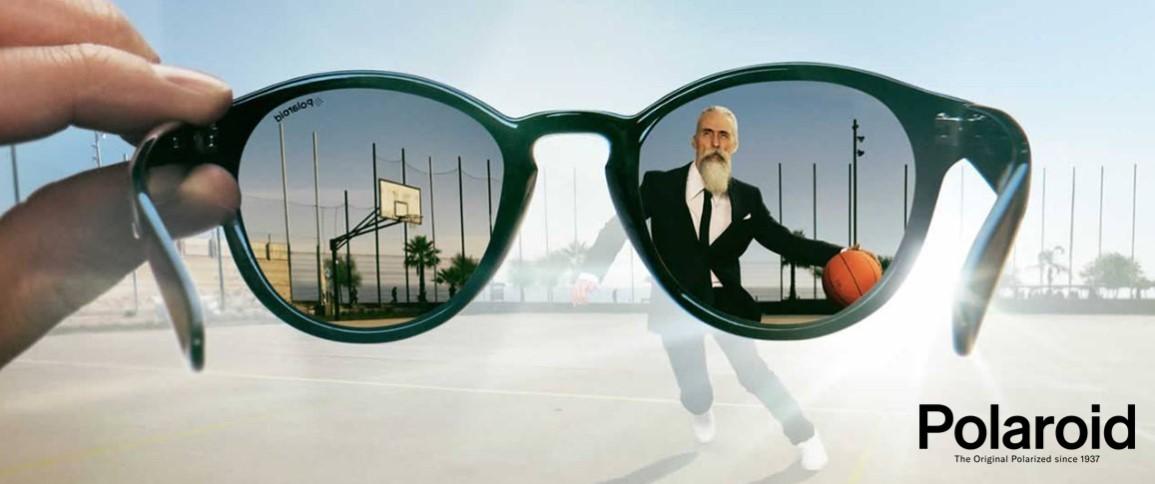lunettes de soleil polarisées polaroid