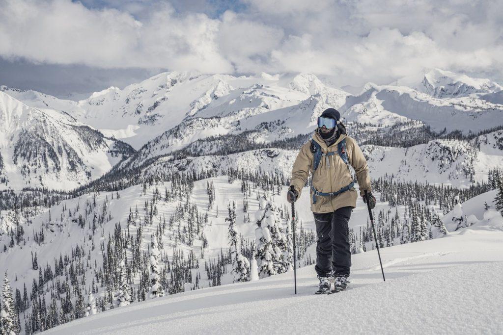 s'immerger en pleine nature avec le ski de randonnée