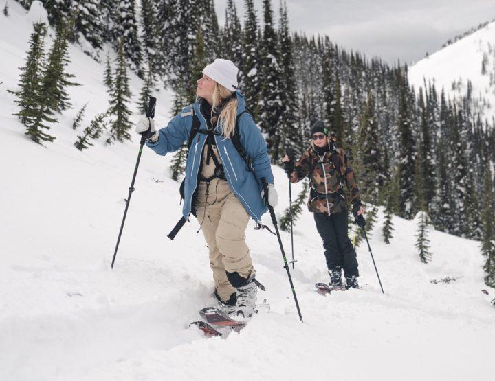 Pratiquer le ski de randonnée ?