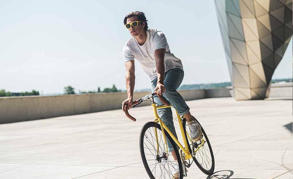 Verre Volt + vélo