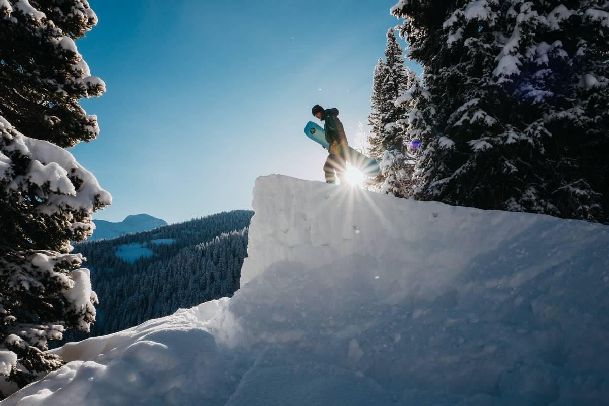 Burton Snowboards Hiver 2021-2022 Ben Ferguson
