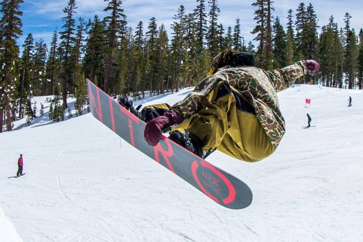 Collection Nitro Snowboards hiver 2021-22
