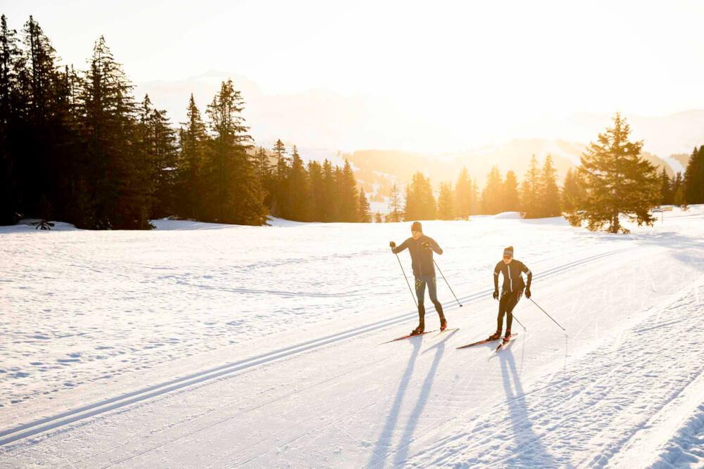 Technique ski de fond